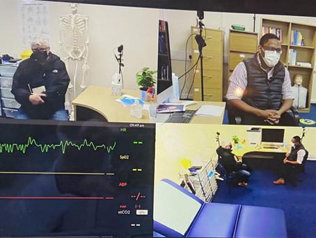 Medic Mentor Live Virtual Work Experience