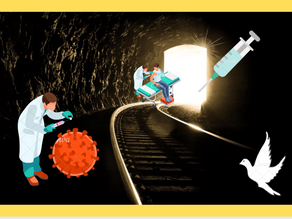BioNTech's vaccine is a light at the end of this pandemic's tunnel