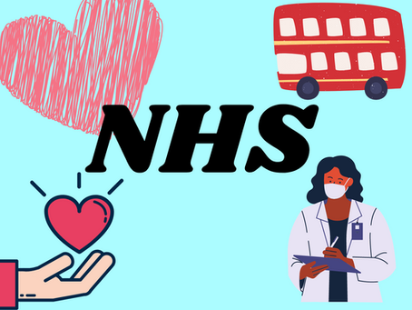 The love Britain has for the NHS