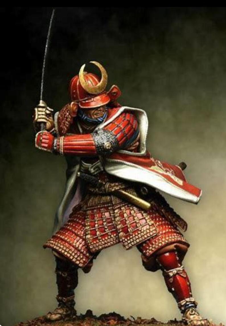Apple Cider Vinegar Japanese Samurai Warrior History