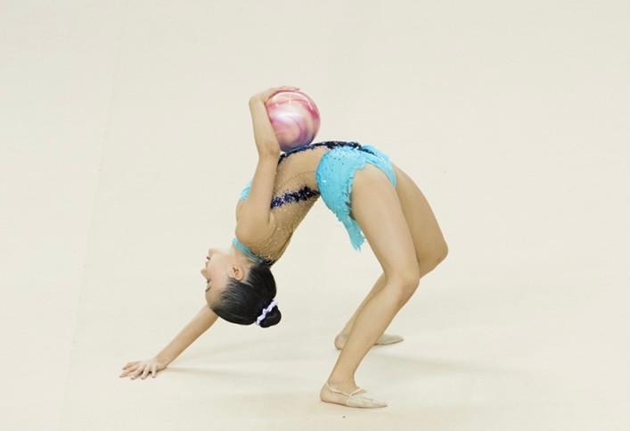 Rhythmic Gym Kathryn Chia