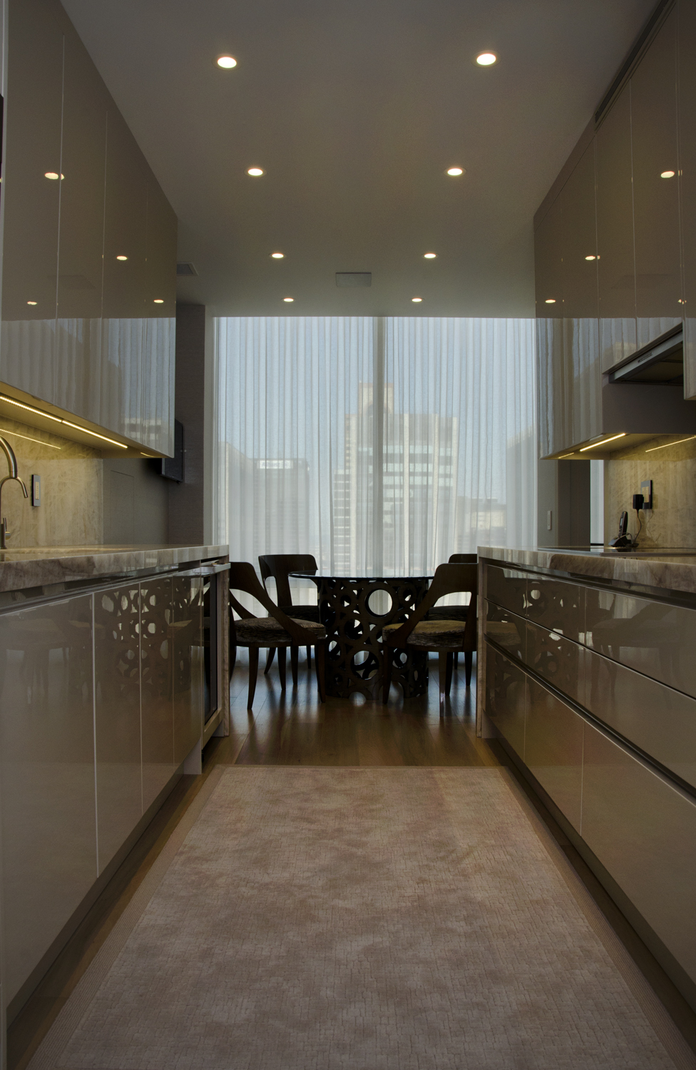 Midtown Manhattan – Kitchen
