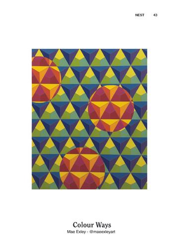 Colour Ways | Mae Exley