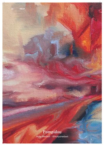 Pompidou | Holly Herbert