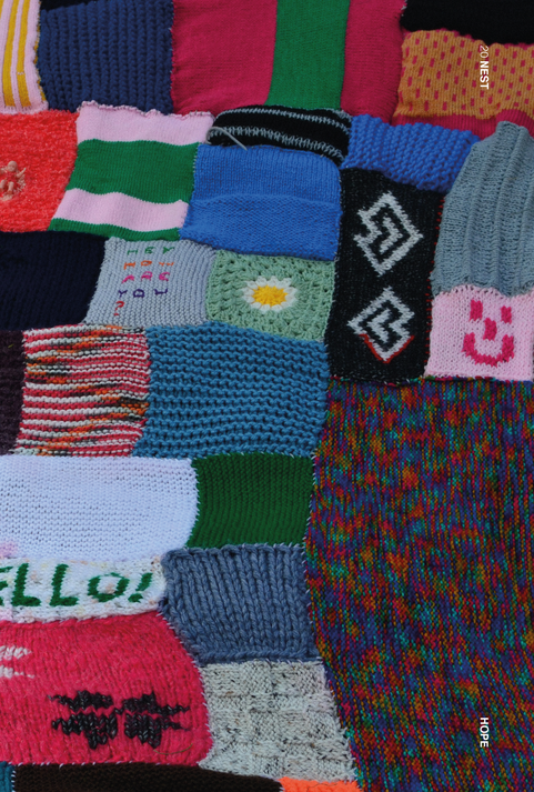 Knitted Connections | Emily Humphreys