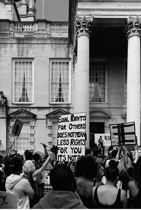 PROTESTING IN A PANDEMIC | Hannah Reynolds