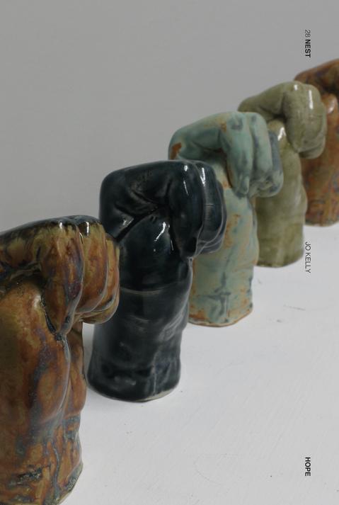 Ceramic Solidarity | Jo Kelly