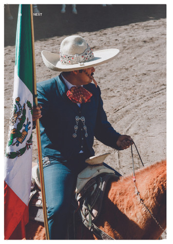 Mexican Charreadas and Escaramuzas #11 | Gabriella Olguin Peasey  | Toby Carroll