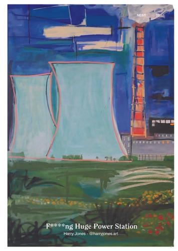 F****ng Huge Power Station | Harry Jones