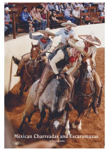 Mexican Charreadas and Escaramuzas #1 | Gabriella Olguin Peasey