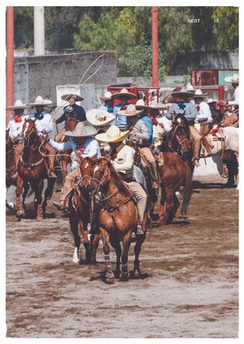 Mexican Charreadas and Escaramuzas #9 | Gabriella Olguin Peasey