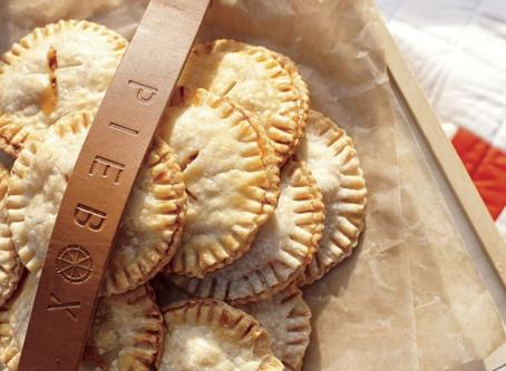 Salted Carmel Apple Hand Pies