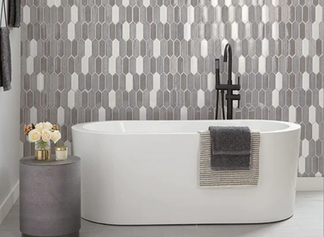 3 Trends in Tile for 2020