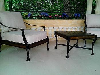 кованыя мебель ставрополь