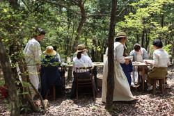 森の食事会 with発酵ゴト@三谷森林公園 2019.4.22