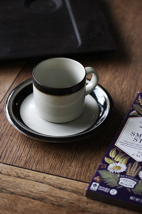 ARABIA Karelia コーヒーカップ&ソーサー