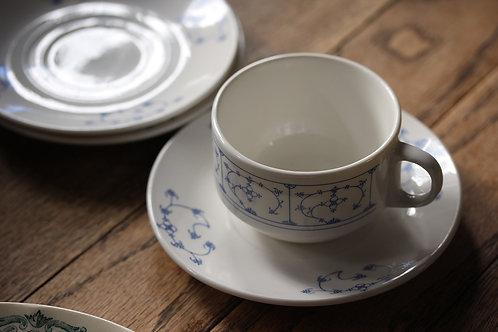 KOBALDBLAU コーヒーカップ&ソーサー