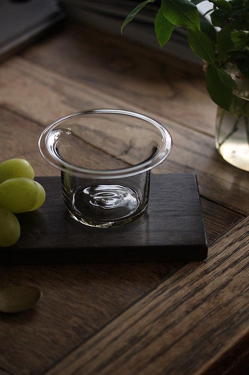Bamboo Glass ハットボウル スモーク