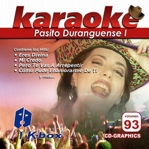 KBO-093 - Pasito Duranguense I
