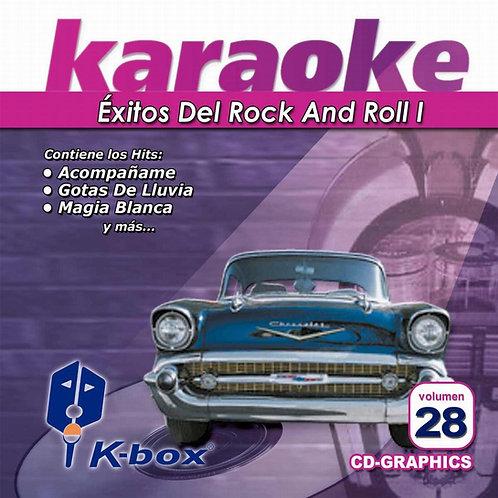 KBO-028 - Éxitos Del Rock And Roll II