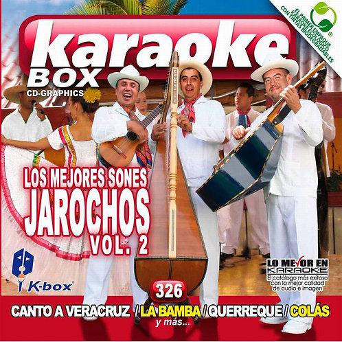 KBO-326 - Los Mejores Sones Jarochos Vol. 2