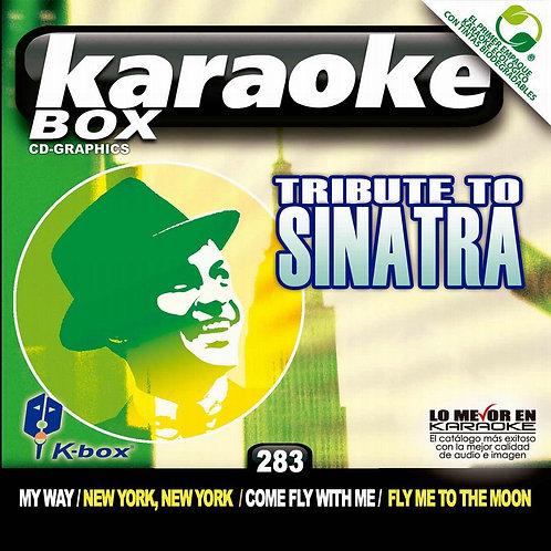 KBO-283 - Tribute To Sinatra