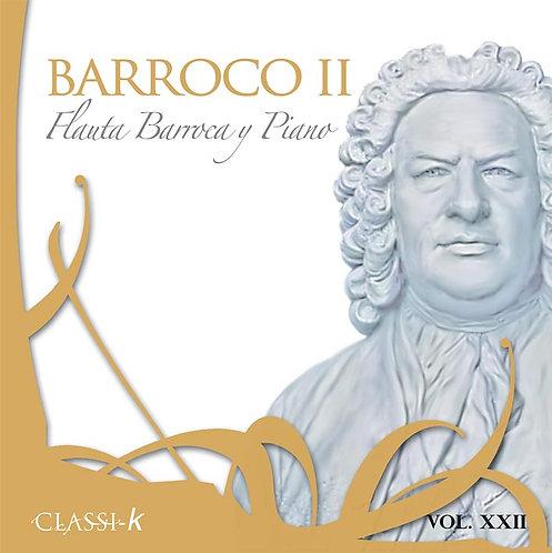 Barroco II Flauta y Piano