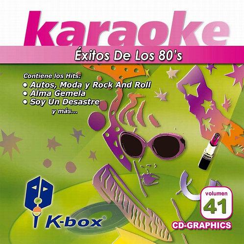 KBO-041 - Éxitos De Los 80's