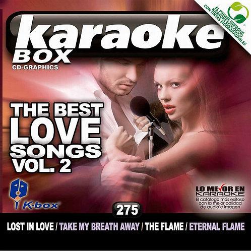 KBO-275 - The Best Love Songs Vol. 2