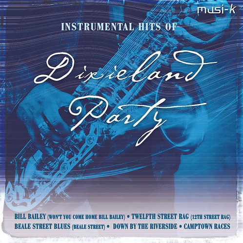 Instrumental Hits Of Dixieland Party