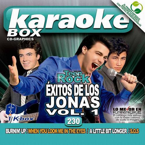 KBO-230 - Éxitos De Los Jonas Vol. 1