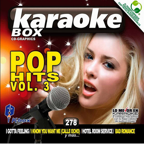 KBO-278 - Pop Hits Vol. 3