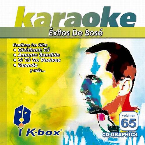 KBO-065 - Éxitos De Bose