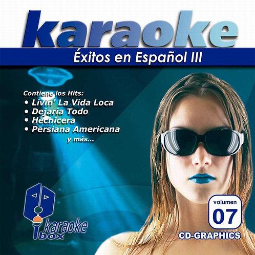KBO-007 - Éxitos En Español III