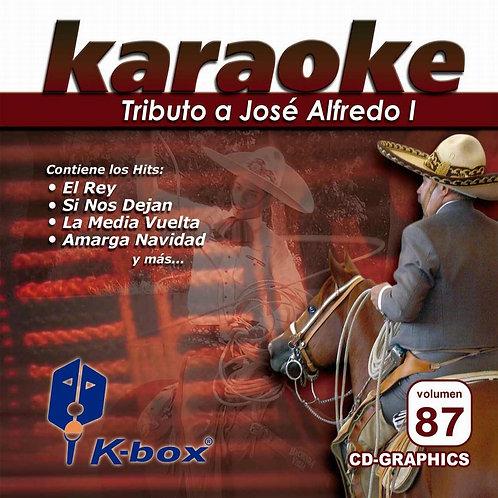 KBO-087 - Tributo A Jose Alfredo I
