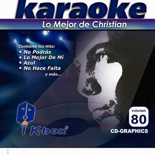 KBO-080 - Lo Mejor De Christian