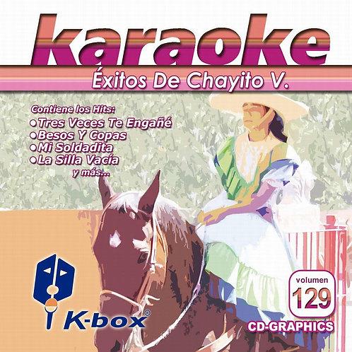 KBO-129 - Éxitos  De Chayito V.