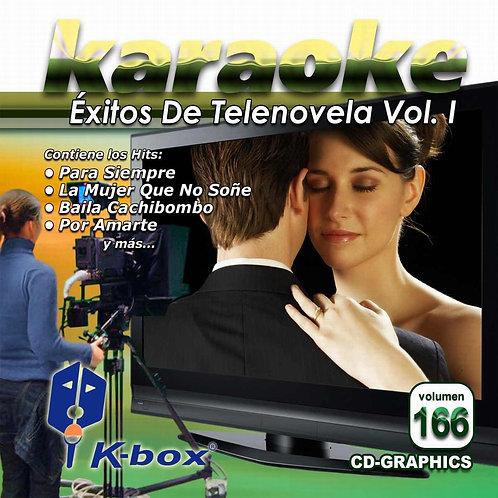 KBO-166 - Éxitos De Telenovela Vol. I