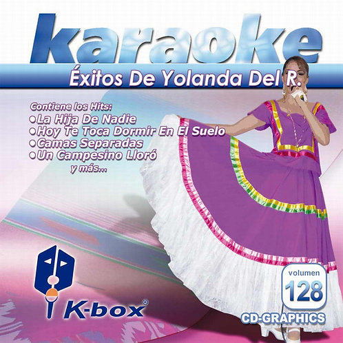 KBO-128 - Éxitos  De Yolanda Del R.