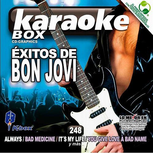 KBO-248 - Éxitos De Bon Jovi