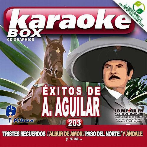 KBO-203 - Éxitos De A. Aguilar