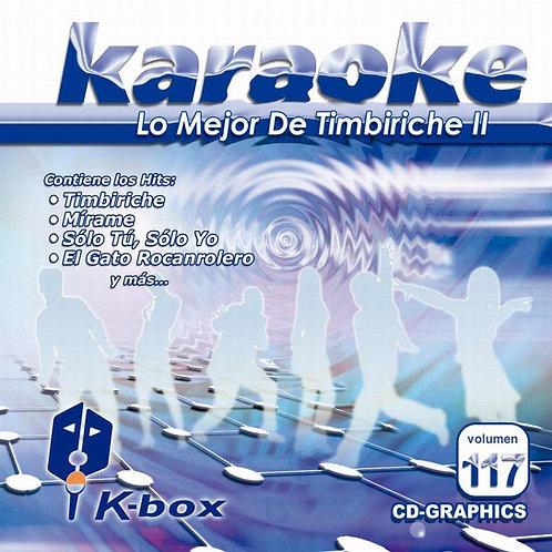 KBO-117 - Lo Mejor De Timbiriche II