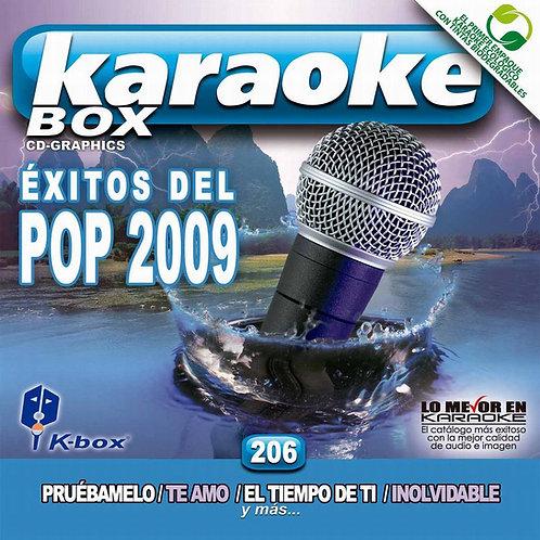 KBO-206 - Éxitos Del Pop 2009