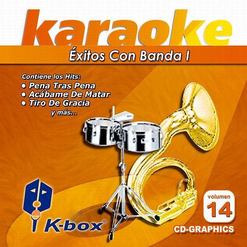 KBO-014 - Éxitos Con Banda I