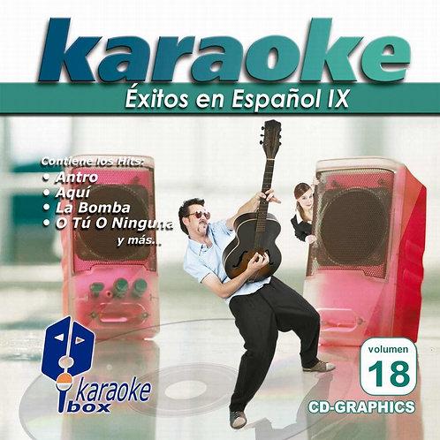 KBO-018 - Éxitos En Español IX