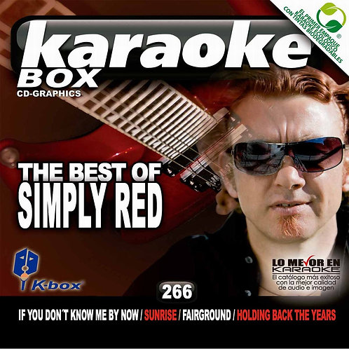 KBO-266 - The Best Of Simply Red