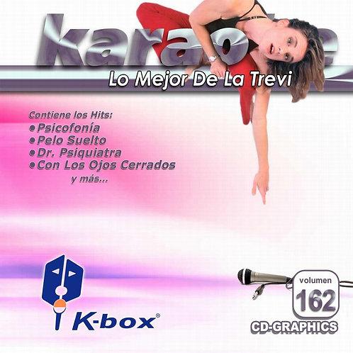 KBO-162 - Lo Mejor De La Trevi