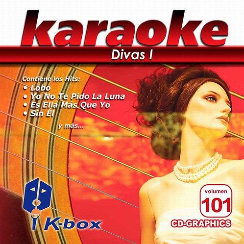 KBO-101 - Divas I