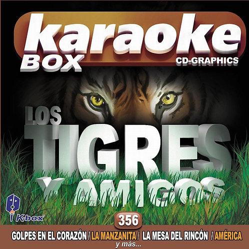 KBO-356 - Los Tigres Y Amigos