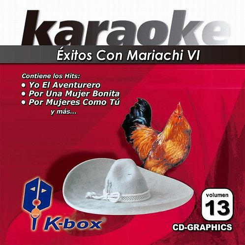 KBO-013 - Éxitos Con Mariachi VI